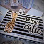 Digistamp Giraffen Lui & Lulu von wunderfein