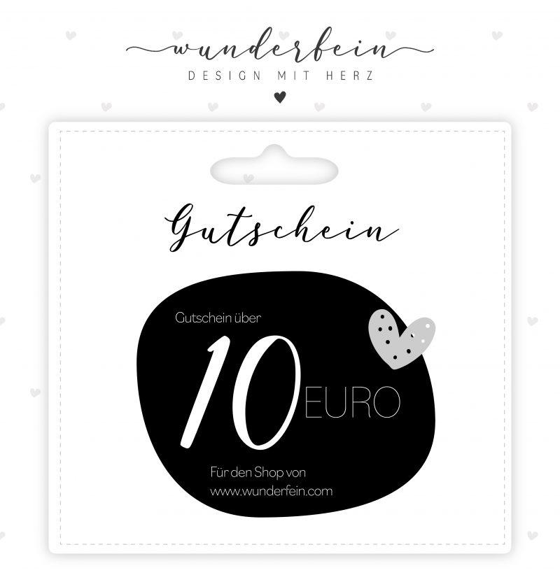 Gutschein 10 Euro www.wunderfein.com